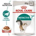 Royal Canin Instinctive + 7 szószban nedvestáp