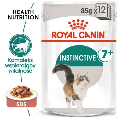 Royal Canin Instinctive +7 w sosie