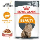 Royal Canin Intense Beauty σε Σάλτσα