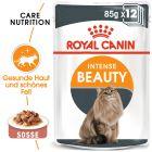 Royal Canin Intense Beauty en sauce pour chat