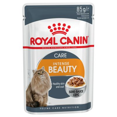 Royal Canin Intense Beauty in Gravy
