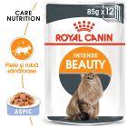Royal Canin Intense Beauty în gelatină Hrană umedă