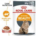 Royal Canin Intense Beauty în sos Hrană umedă