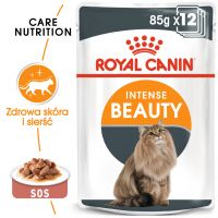 Royal Canin Intense Beauty w sosie
