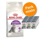 Royal Canin 4 kg + 24 x 85 g - Pack misto