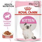 Royal Canin Kitten Instinctive σε Σάλτσα