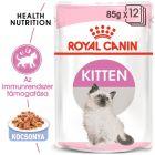 Royal Canin Kitten Instinctive aszpikban nedvestáp
