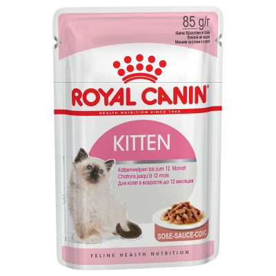 Royal Canin Kitten Instinctive in Saus