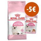 Royal Canin Kitten 10 kg pienso + comida húmeda ¡a precio especial!