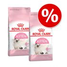 Royal Canin Kitten -säästöpakkaus 2 x 10 kg / 4 kg / 3,5 kg