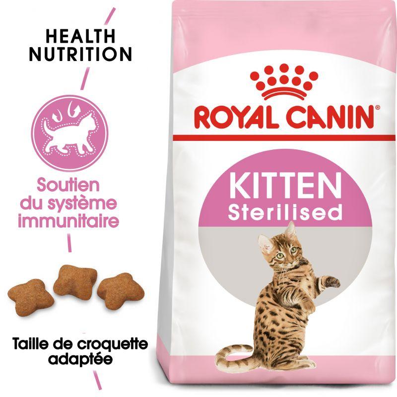 Royal Canin Kitten Sterilised pour chaton