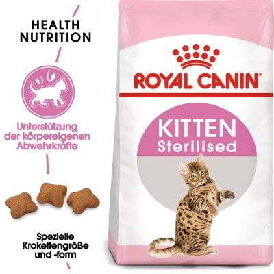 Royal Canin Kitten Sterilised pour chaton