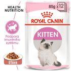 Royal Canin Kitten v omáčce
