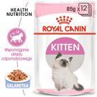 Royal Canin Kitten w galaretce