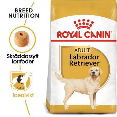 Royal Canin Labrador Retriever Adult | zooplus.se