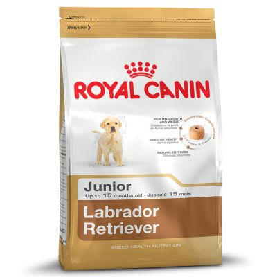 Royal Canin Labrador Retriever Puppy / Junior