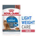 Royal Canin Light Weight Care Adult en salsa