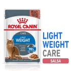 Royal Canin Light Weight Care en salsa
