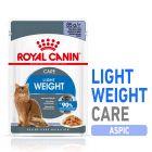 Royal Canin Light Weight Care în gelatină Hrană umedă