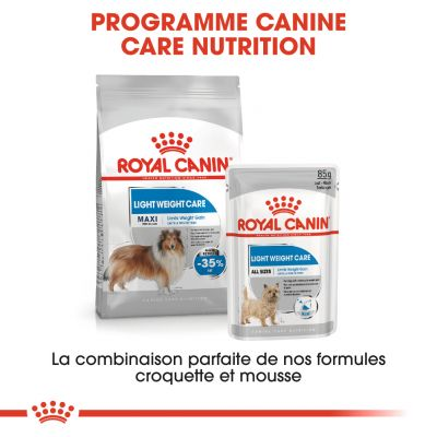 Royal Canin Light Weight Care pour chien
