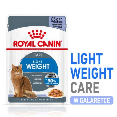 Royal Canin Light Weight Care w galarecie