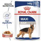 Royal Canin Maxi Adult Hrană umedă