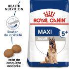 Royal Canin Maxi Adult 5+ pour chien