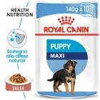 Royal Canin Maxi Puppy Alimento umido per cani