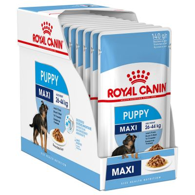 Royal Canin Maxi Puppy nedvestáp