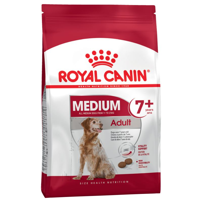 Royal Canin Medium Adult 7+