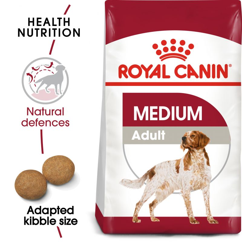 Royal Canin Medium Adult Top Deals At Zooplus