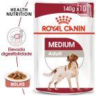 Royal Canin Medium Adult comida húmida para cães