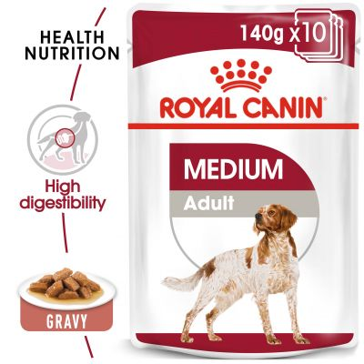 Royal Canin Medium Adult Hrană umedă