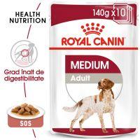 Royal Canin Medium Adult Hrană umedă