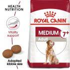 Royal Canin Medium Adult 7+ Hrană uscată