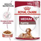 Royal Canin Medium Ageing comida húmeda para perros