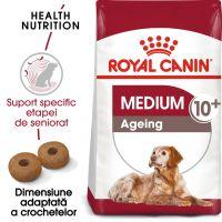 Royal Canin Medium Ageing 10+ Hrană uscată