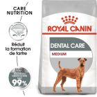 Royal Canin Medium Dental Care pour chien