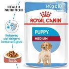 Royal Canin Medium Puppy comida húmeda para perros