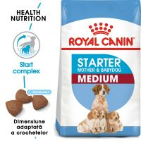 Royal Canin Medium Starter Mother & Babydog Hrană uscată