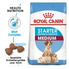 Royal Canin Medium Starter Mother & Babydog pour chiot