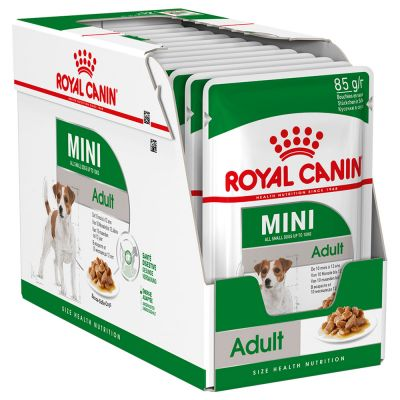 Royal Canin Mini Adult Hrană umedă