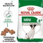 Royal Canin Mini Adult +8 Hrană uscată