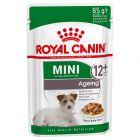 Royal Canin Mini Ageing 12 + mokra hrana