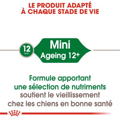 Royal Canin Mini Ageing pour chien