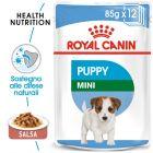 Royal Canin Mini Puppy Alimento umido per cani