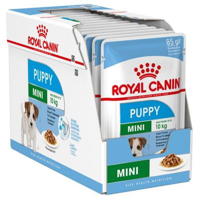 Royal Canin Mini Puppy nedvestáp