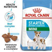 Royal Canin Mini Starter Mother & Babydog Hrană uscată