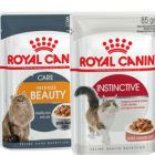 Royal Canin Mix: Instinctive + Intense Beauty in Soße