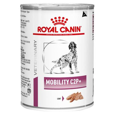 Royal Canin Mobility C2P+ Veterinary Diet umido